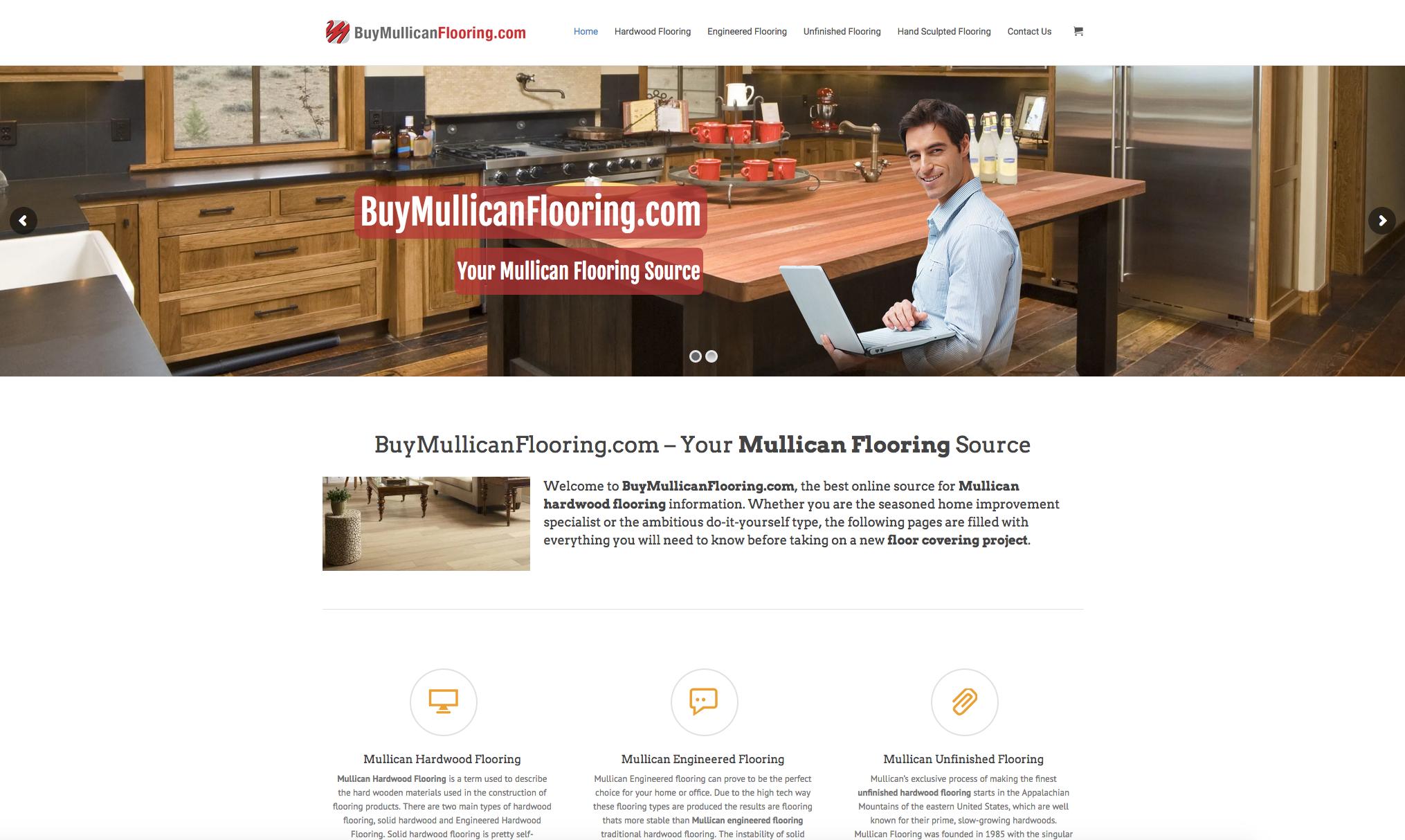 BuyMullicanFlooring.com