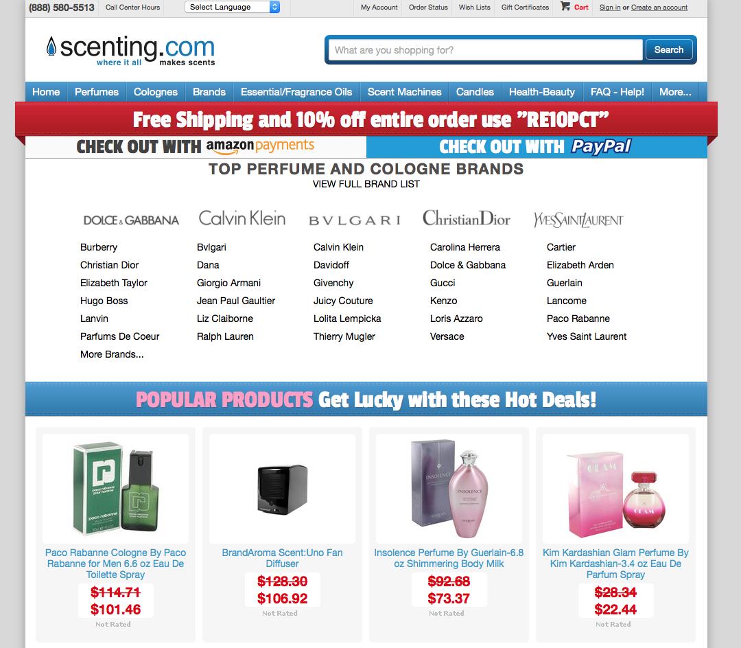 Scenting.com