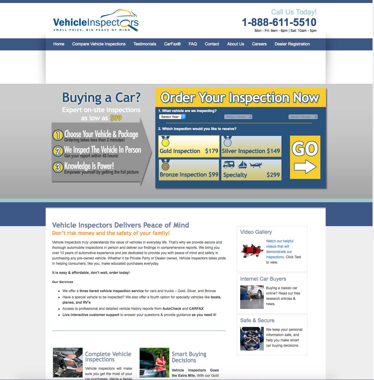 VehicleInspectors.com
