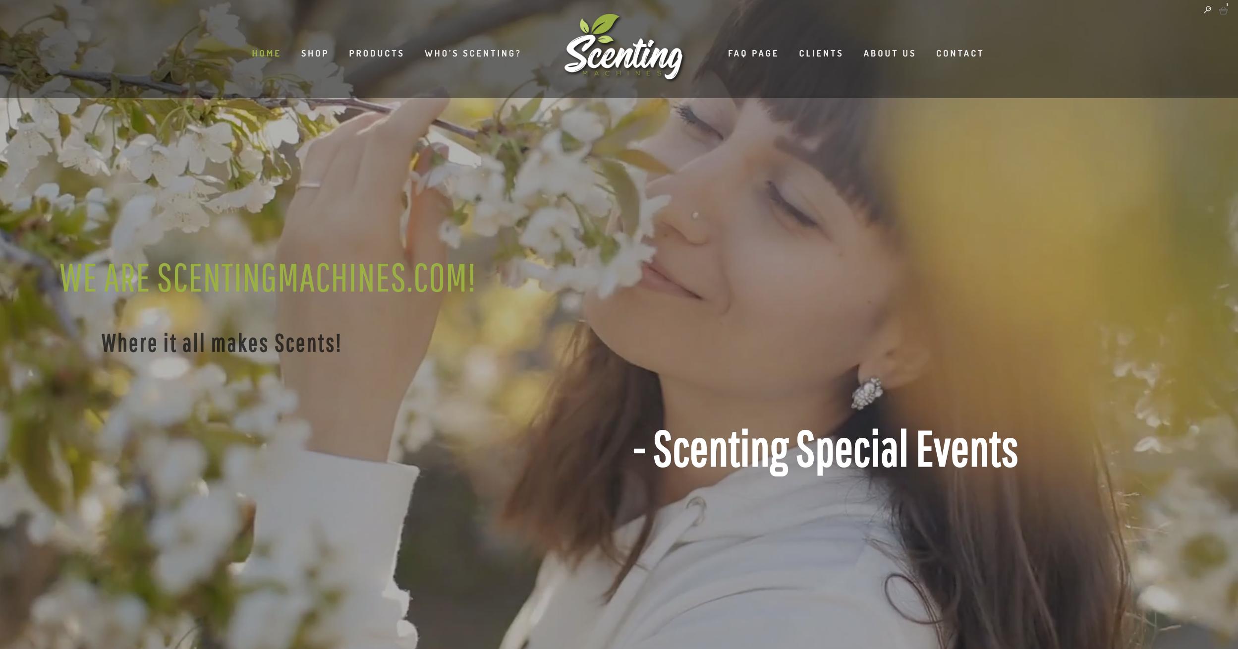 ScentingMachines.com